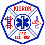kidron volunteer fire department logo